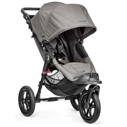 Коляска City Elite Single Gray цвет серый Baby Jogger (Бэби Джоггер)