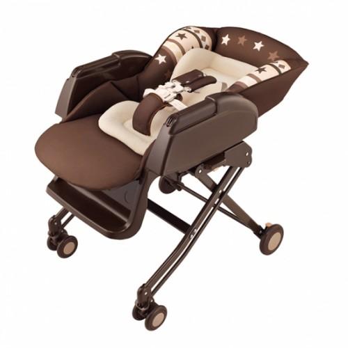 Колыбель-стульчик New Born Easy Wash(91065 Шоколад) Aprica (Априка)