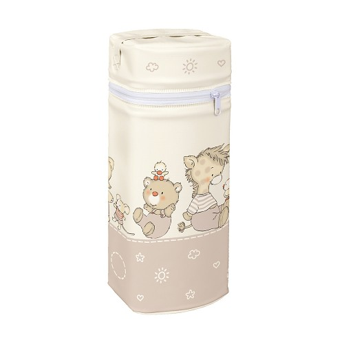 Сумка-термос Jumbo(W-005-050-120 Ducklings Brown) Ceba Baby