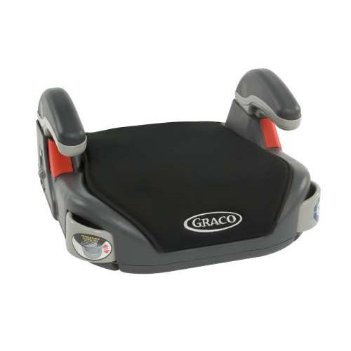 Бустер для авто черный Sport Luxe Graco (Грако)