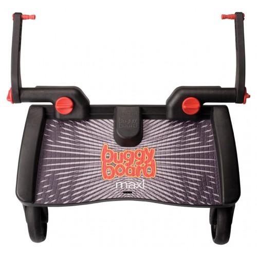 Подножка для второго ребенка Buggy Board Maxi(Black 2730) Lascal (Ласкал)
