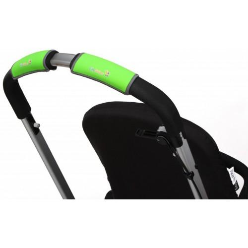 Чехлы Choopie Сити Грипс на ручку для универсальной коляски 336/9457 Neon Green CityGrips