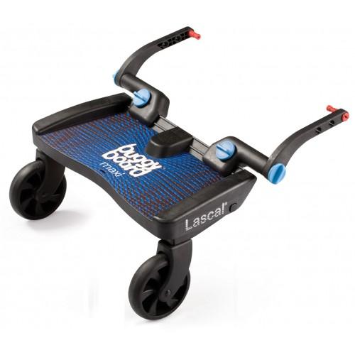 Подножка для второго ребенка Buggy Board Maxi(Blue 2740) Lascal (Ласкал)