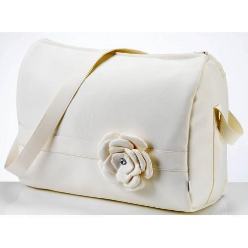 Сумка для мамы Elegance(white) BV&BV