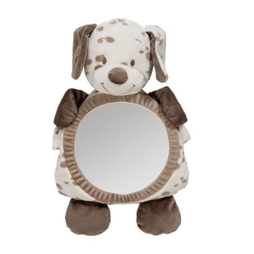 Зеркало для контроля за ребенком Mirror for car Max, Noa Tom Собачка 777414 Nattou