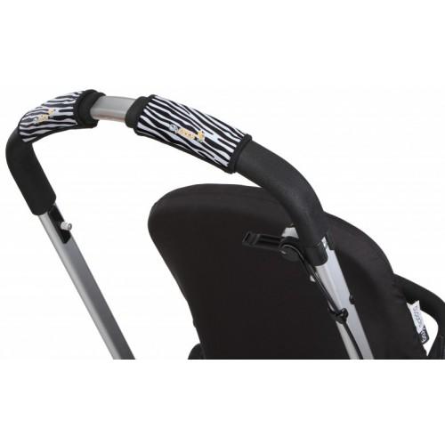 Чехлы Choopie Сити Грипс на ручку для универсальной коляски 338/9426 Zebra CityGrips