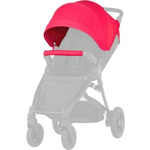 Капор для детской коляски B-Agile/B-Motion Rose Pink Britax (Бритакс)