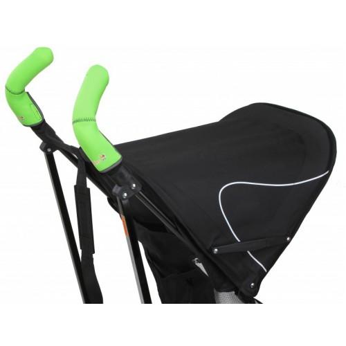Чехлы Choopie Сити Грипс на ручки для коляски-трости 335/9532 Neon Green CityGrips