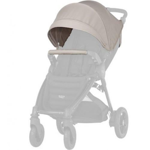 Капор для детской коляски B-Agile/B-Motion Sand Beige Britax (Бритакс)
