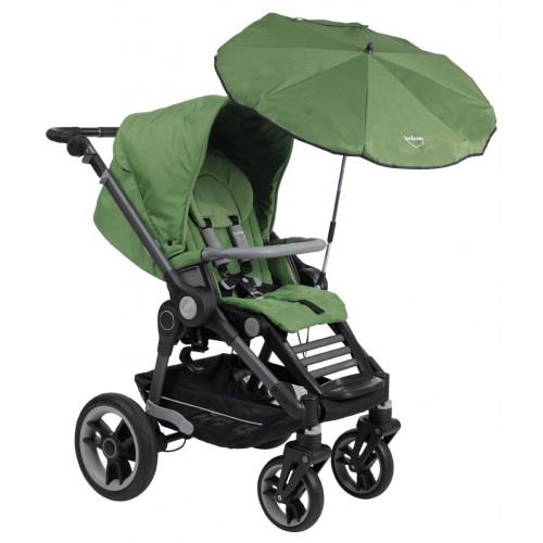 Зонтик от солнца на коляску Тевтония 6035 Olive Teutonia