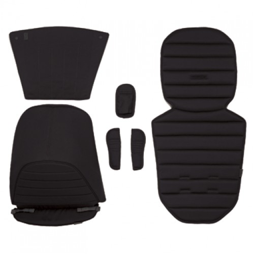 AFFINITY Colour pack Black Thunder (капюшон, накидка на ноги, накладка на сиденье, вставка в корзину) Britax (Бритакс)
