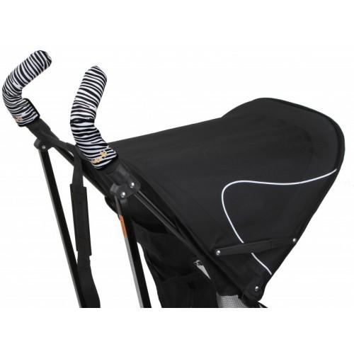 Чехлы Choopie Сити Грипс на ручки для коляски-трости 337/9518 Zebra CityGrips