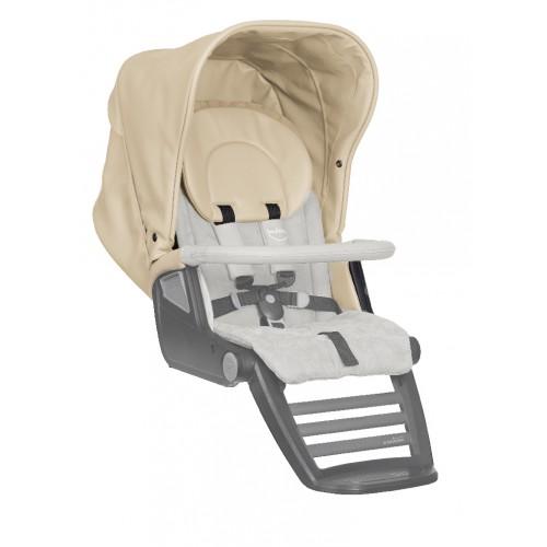 Комплект Тевтония: капор + подлокотники + подголовник Set Canopy+Armrest+Headrest 6050 Teutonia