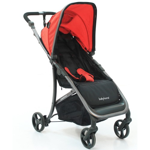 Прогулочная коляска Vida(Red) Babyhome