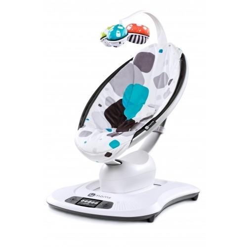 Электронное кресло-качалка Mamaroo 3.0(дизайн плюш) 4Moms