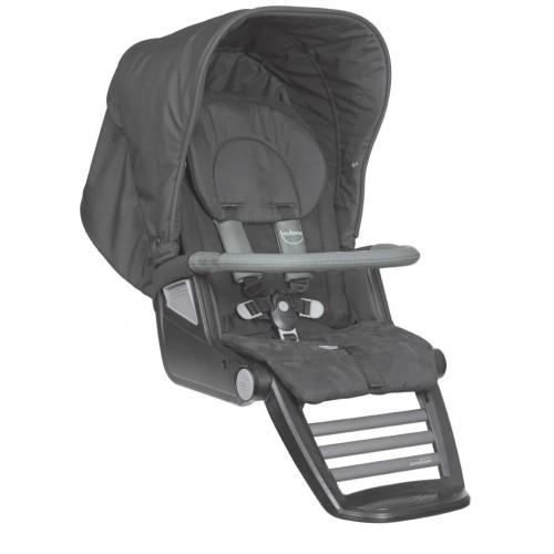 Комплект: чехол для бампера Set Bumperbar плечевые накладки Harness Covers(6085 Grey) Teutonia