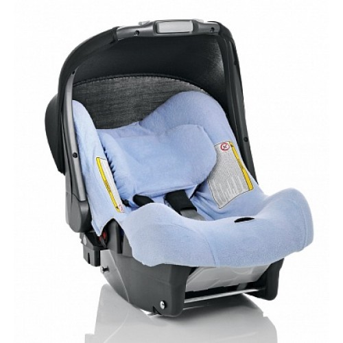 Летний чехол для автосидения Baby-Safe plus, SHR II Blue Britax (Бритакс)