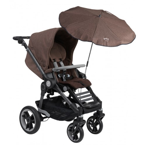 Зонтик от солнца на коляску Тевтония 6045 Honeycomb Teutonia