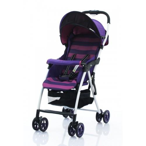 Коляска-трость Magical Air (Aprica (Априка) Мэджикал Эйр) фиолетовый 92576