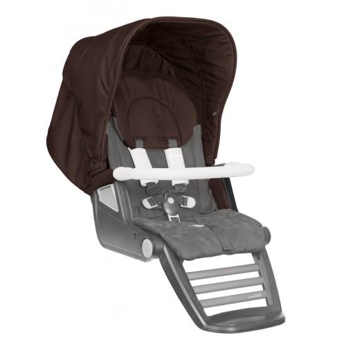 Комплект Тевтония: капор + подлокотники + подголовник Set Canopy+Armrest+Headrest 6010 Teutonia