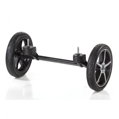 Quad-system Racer GT, серебристый/платина Hartan (Хартан)