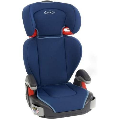 Автокресло-бустер 2-в-1 Junior Maxi группа 2/3 цвет темно-синий Graco (Грако)