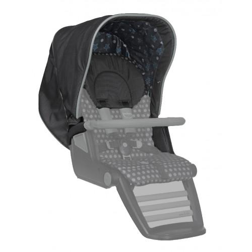 Комплект Тевтония: капор + подлокотники + подголовник Set Canopy+Armrest+Headrest 6065 Teutonia