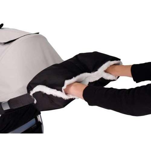 Муфта для рук на ручку коляски,цвет черный Baby Jogger (Бэби Джоггер)