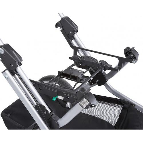Адаптер для установки на шасси колясок 2012-2015 автокресла группы 0 Maxi-Cosi, Kiddy, Cybex Teutonia