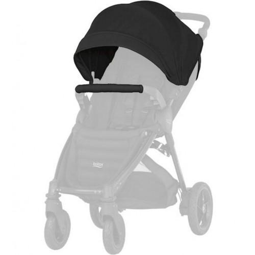 Капор для детской коляски B-Agile/B-Motion Cosmos Black Britax (Бритакс)