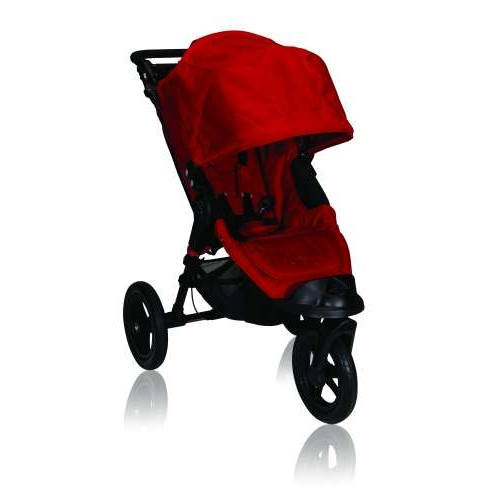 Коляска City Elite Single цвет красный Baby Jogger (Бэби Джоггер)