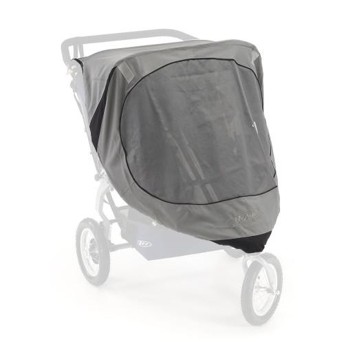 Накидка от солнца для колясок с поворотным колесом Duallie BOB (Britax)