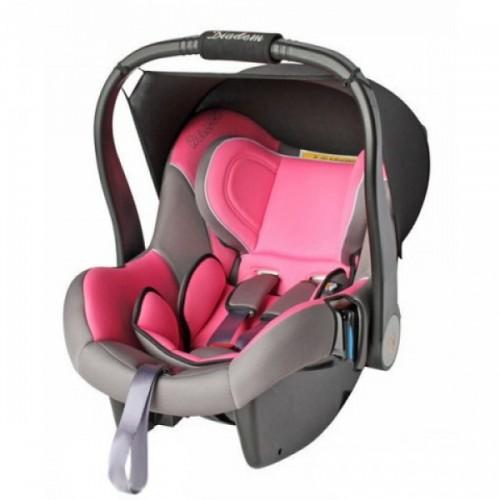 Автолюлька Baby Care Diadem (бежево-розовое)