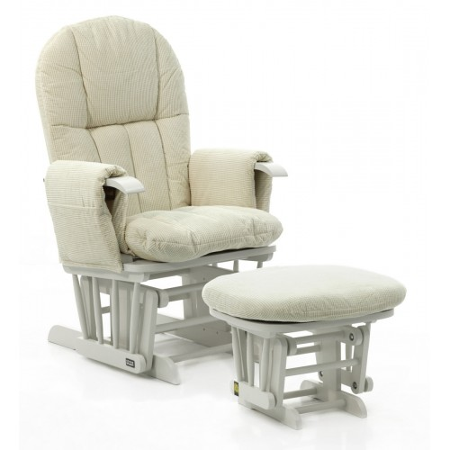 Кресло-качалка для кормления Daisy GC35(White/Cream) Tutti Bambini