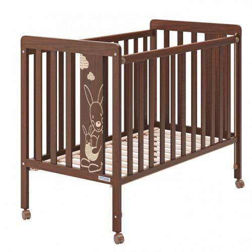 Кровать Kangaroo (Микуна Кенгуру) 120*60 шоколад