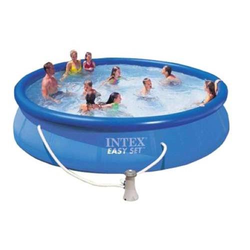 Надувной бассейн изи сет 457х91х91см. Intex (Интекс)