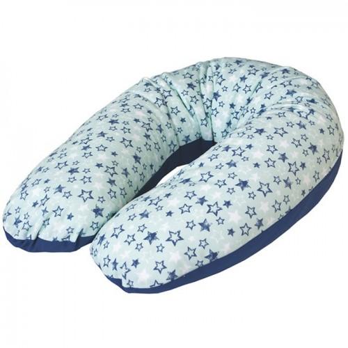 Подушка для кормления Ceba Baby Мульти Stars трикотаж W-741-000-515 Ceba Baby