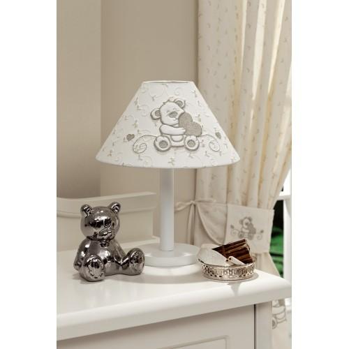 Лампа Lovely Bear (Фиореллино Лавли Бир) настольная крем Fiorellino