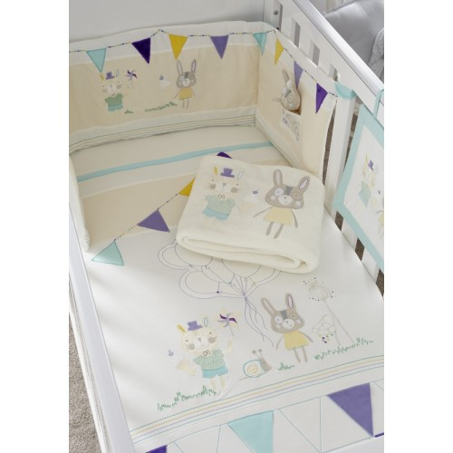 Комплект постельного белья Garden Party Tutti Bambini