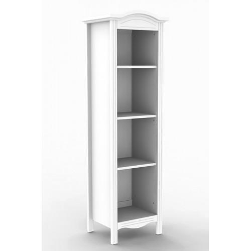 Книжный шкаф Slovenia(Белый)  Фиореллино Fiorellino