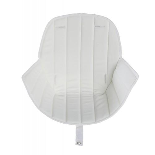 Текстиль в стул OVO LUXE (Микуна Ово) TX-1646 белый