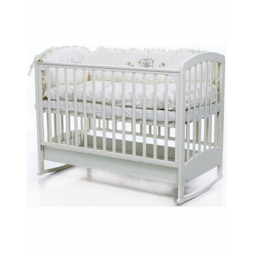 Кровать Zolly (Фиореллино золли) 120*60 white Fiorellino Э0000006413