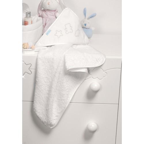 Банное полотенце с уголком Juliette TX-836 Micuna (Микуна)