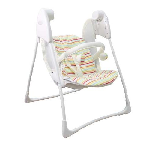 Электрокачели Baby Delight Candy Stripe Graco (Грако)
