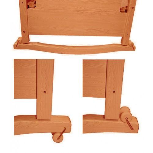 Качалка для кровати 120x60 CP-615(Honey) Micuna (Микуна)