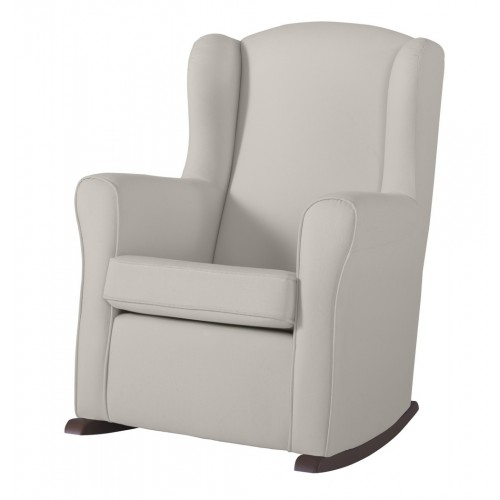 Кресло-качалка Wing DarkWood(Цвет обивки: Cream) Micuna (Микуна)
