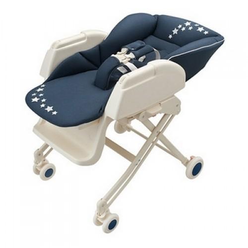 Колыбель-стульчик Basic(91085 Синий) Aprica (Априка)