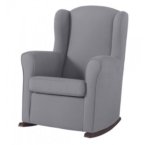 Кресло-качалка Wing DarkWood(Цвет обивки: Grey) Micuna (Микуна)