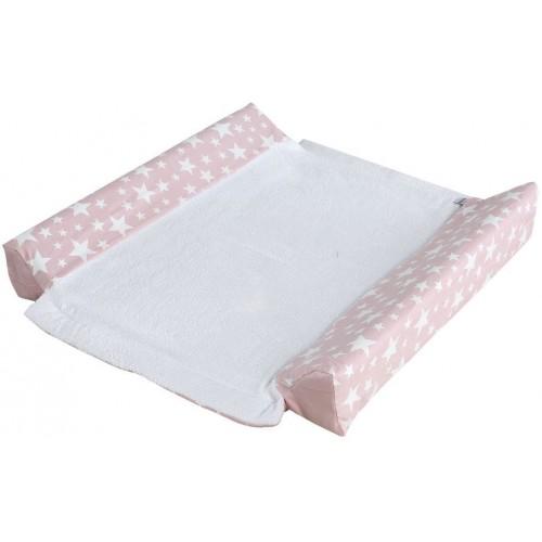 Матрасик Harmony (Микуна Гармони) пластиковый для пеленания CP-1684 розовый
