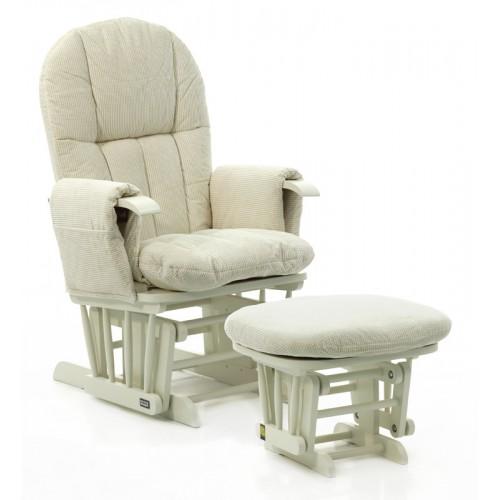 Кресло-качалка для кормления Daisy GC35(Antique White/Cream) Tutti Bambini